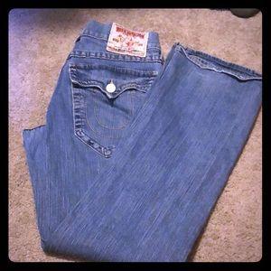 EUC true religion billy jeans 32x33 👖